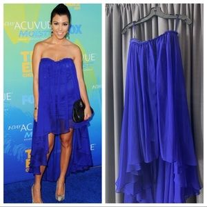Blue Blaque Label Dress NWT